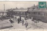 CHERBOURG : Arrivée D'un Train Transatlantique - - Cherbourg