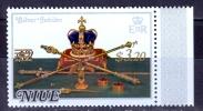 Niue 1977 25th Anniv. Of Reign Of Elizabeth II MNH** - Lot. 961 - Niue