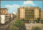Cpm BATTIPAGLIA (italie) -- Place Madonnina (bon état) - Battipaglia