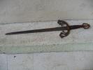 Dague De Panoplie De Style Médiéval - Armes Blanches