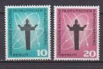 A1333 - BERLIN Yv N°159/60 ** RELIGION - Neufs