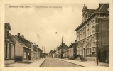 Hoevenen - Gemeentehuis En Omgeving -1956  ( Verso Zien ) - Stabrök