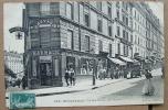Paris - Montmartre - La Rue Ramey Coin Custine - Pharmacie Chevalier - Hotel Ramey - Arrondissement: 18