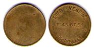 EURO VENDING BRUXELLE - Monétaires / De Nécessité