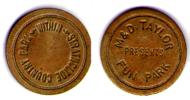 M & D TAYLOR FUN PARK - Monedas/ De Necesidad