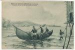 Grande Comore Rade Par Peintre Marine Dumont-Duparc Né A Falaise Calvados - Comores