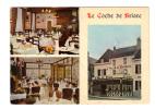 """Montargis: Hotel Restaurant """" Le Coche De Briare """" 72 Place De La Republique (12-3043) - Montargis"""