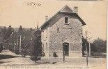 38 VILLARD De LANS  Entrée Du VILLAGE  La GARE  Rue Bordée De DRAPEAUX  En 1930 - Villard-de-Lans