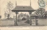 NEAUFLES SAINT MARTIN  -27 -  L´entrée Du Manoir Du Haras -  CPA RARE -    Jl - Other Municipalities
