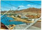 Jordan, Port Of AQABA, 1960s Unused Postcard [10754] - Jordan