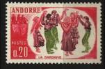 Andorre   N° 166   Neuf **  Cote  5,50 € Au Quart De Cote