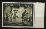 Andorre   N° 191   Neuf **  Cote  1,30 € Au Quart De Cote