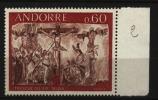 Andorre   N° 193   Neuf **  Cote  2,30 € Au Quart De Cote