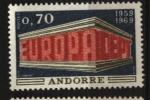 Andorre   N° 195   Neuf **  Cote  22,00 € Au Quart De Cote