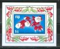 Fiji 1987 Tagimoucia Flower MNH** - Lot. 1000 - Fiji (1970-...)