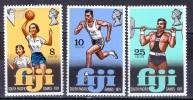 Fiji 1971 4th South Pacific Games MNH** - Lot. 1002 - Fiji (1970-...)