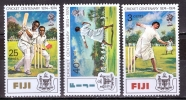 Fiji 1974 Centenary Of Cricket MNH** - Lot. 1009 - Fiji (1970-...)
