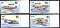 Fiji 1981 World War Aircraft MNH** - Lot. 1017 - Fiji (1970-...)