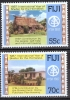 Fiji 1987 Intl. Year Of Shelter For The Homeless MNH** - Lot. 1018 - Fidji (1970-...)