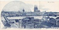 Allemagne - Köln - Panorama Trois Volets - Koeln