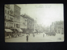 Belle Carte Anvers Antwerpen Place De Meir Antwerpen Meirplaats 1928 Attelages - Antwerpen