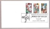 World Cup Soccer - Crystal City, Arlington, Virginia - Event Covers
