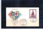FDC Journée Du Timbre 1955 (à Voir) - Ohne Zuordnung