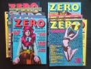 ZÉRO. Hebdo No1 à 9(sf. 3) + Le H S + Mensuel No1 à 11 (sf. 4 Et 7) - Magazines Et Périodiques