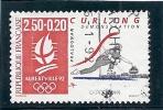 - A . 1991 - Oblitéré - Y.T. N° 2680 - Curling - France