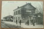Conflans Sur Seine - La Gare - Autres Communes