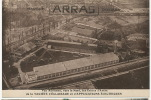 Arras Vue Aerienne Usines Société Eclairage - Arras