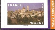 FR Adh 336  Neuf **  Saint Paul De Vence   2009  Monde  Adhésif (La France En Timbres ) - Adhesive Stamps