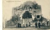 Vaux-lez-Rosières -Notre-Dame De Lourdes -Superbe Animation -1926 ( Voir Verso ) - Vaux-sur-Sûre