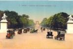 CPA PARIS - AVENUE DES CHAMPS ELYSEES - Champs-Elysées