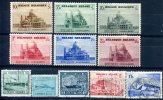 Belgique       1938     Numéros 471476  *    +   Divers Oblitérés - Belgien