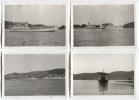 Excursion Boat, Ship - VIS, Dalmazia, Croatia,  4 Real Photo, Format 100 X 70 Mm - Schiffe