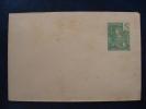 INDOCHINE - ENTIER POSTAL NEUF** LETTRE TYPE GRASSET 5c Vert - Lettres & Documents