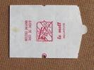 Emballage De Sucre Ancien ERSTEIN Le Moll MULHOUSE 11 - Zucchero (bustine)