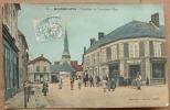Amblainville - La Gare Et Route De Méru - France