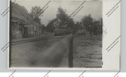 F 59480 ILLIES - HALPEGARBE, 1. Weltkrieg, Militär - Eisenbahn, Kleinbahn, Station / Bahnhof Halpegarbe, Echt - Photo - Haubourdin