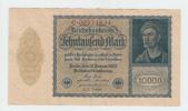 Germany 10000 Mark 1922 (180x100) VF++ P 72 - [ 3] 1918-1933 : Weimar Republic