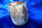 Nazca Dynastie - Vase ( Guter Zustand ) Echt - Archaeology