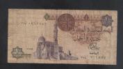 EGYPT  -  1  PIASTRES   BANKNOTE  ( 1940  )  GOOD - Egypt