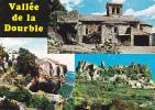 Vallée De La Dourbie - L´Eglise De Cuns, Le Village En Surplomb De Cantobre Et Saint-Véran - - Frankreich