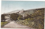 PGL AT018 - ST KITTS STONE FORT WITH MOUN MISERY 1940's - Saint-Christophe-et-Niévès