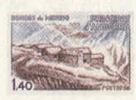 Andorra Fr. - Mi. N. 312 - Nuovo - Architettura - Andorra Francese