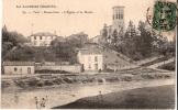 TOUL 54 - DOMMARTIN - L´Eglise Et La Morte - 11.6.1908 - T-1 - Toul