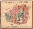 """Petit Calendrier / Chicorée """"La Sans Rivale""""/ 2éme Semestre /1908   CAL67 - Calendriers"""