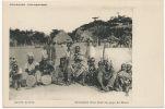 Haute Guinée Orchestre D Un Chef Du Pays De Kissi - French Guinea