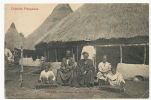 Guinée  Joueurs De Balafon A Kindia Cliché Salesse Petit Pli Coin Inf. D. Cachet Dos Boké - Guinée Française